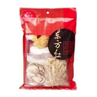 東方紅 - 雪耳清潤湯 (湯包)
