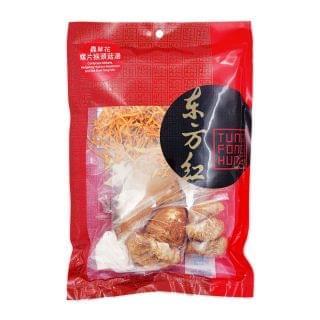 東方紅 - 蟲草花螺片猴頭菇湯 (湯包)