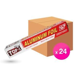 博仕牌 TOP-Z - 25呎錫紙 (24件)