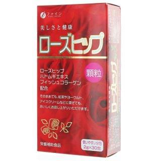 Fine Japan優の源 - 玫瑰果膠原蛋白亮肌飲 (2g X 30包)