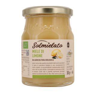 Solmielato - 清火潤肺有機檸檬花蜜 (300g)