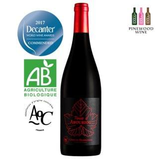 TERRE D' ABOURIOU 法國阿布修大地 - 有機紅酒 AOC Côtes du Marmandais 2019 (750 ml)