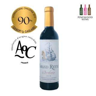 GRAND REYNE 金龍船 - 法國波爾多金龍船紅酒 (375 ml)