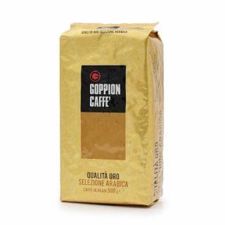 GOPPION CAFFE - 意大利金質量阿拉伯咖啡豆  (500g)