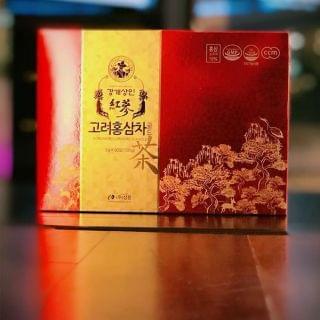 江開商人 - 韓國高麗黃金紅蔘茶 (3g X 50包)