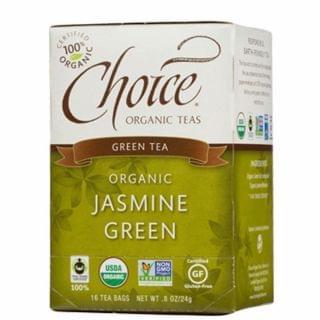 Choice - 美國有機茉莉花茶 (24g)