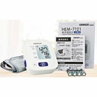 Omron - 手臂式電子血壓計 (HEM-7121) (中國版)