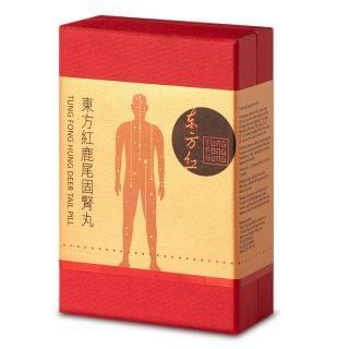 東方紅 - 鹿尾固腎丸 (15包裝)