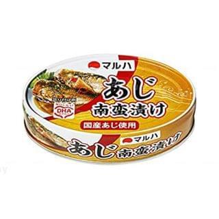 MARUHA NICHIRO - 南蠻醃漬鰺魚罐頭 (100g)
