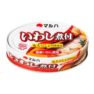 MARUHA NICHIRO - 醬油煮沙甸魚罐頭 (100g)