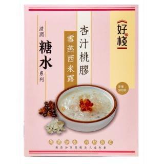 好棧 - 杏汁桃膠雪燕西米露 (300g)