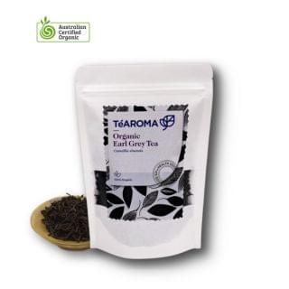 TeAROMA - 有機伯爵茶 (100g)