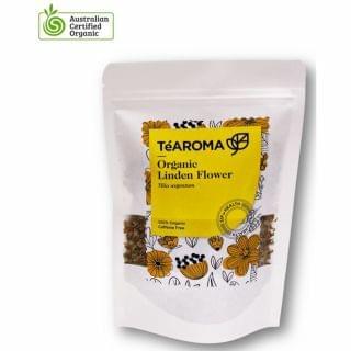 TeAROMA - 有機菩提樹花 (75g)