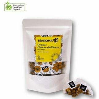 TeAROMA - 有機洋甘菊茶包 (1.5g x 20包)