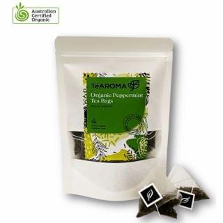 TeAROMA - 有機薄荷茶包 (1.5g x 20包)