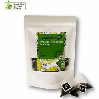 TeAROMA - 有機薄荷茶包 (1.5g x 30包)