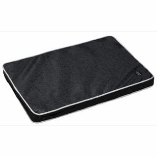 LifeApp - 寵物緩壓睡墊 - 透心涼 M (曜石黑)  (W80xD55xH5cm)