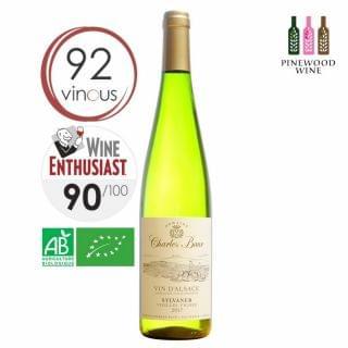 Charles Baur - 西萬尼有機白酒 2017 (750ml)