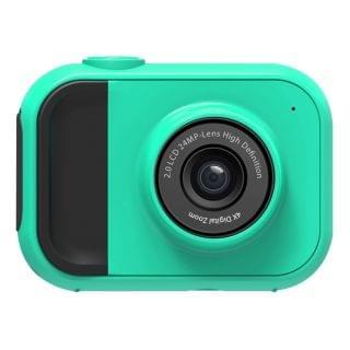 B - 新款高清數碼拍照錄像小單反數碼兒童相機 (綠色)