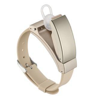 JTSK Japan - 二合一藍牙耳機 & 智能手環 (K2) (金色)