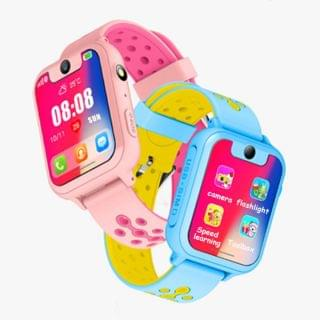 JK Lifestyle - CS6高性能兒童手錶電話 (粉紅色)