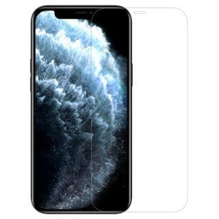 "Nillkin - iPhone 12/12 Pro 6.1"" 日本AGC玻璃 0.2mm 超薄 2.5D 9H HD高清防刮防指紋防炫光鋼化膜 (透明)"