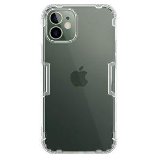 "Nillkin - iPhone 12 Mini 5.4"" 四角氣囊防摔/防滑TPU手機保護殼 (透明)"