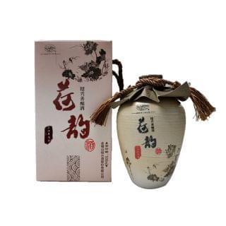 會稽山 - 【原裝行貨】會稽山 30年 荷韻善釀酒 (500ml)