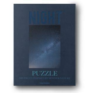 Printworks - NIGHT 拼圖 (500塊)