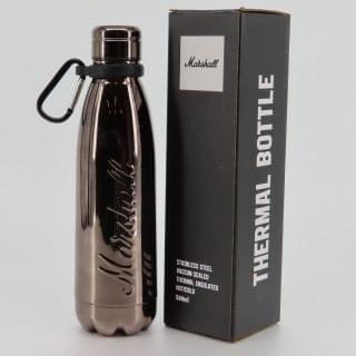 Marshall - 鎳灰色保溫水樽