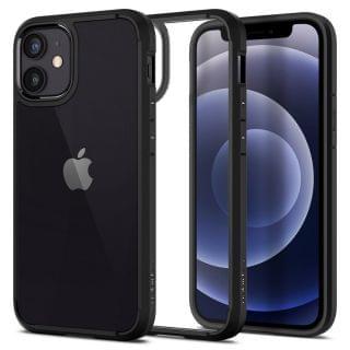 Spigen - iPhone 12 mini Ultra Hybrid 保護殼 (啞黑色)