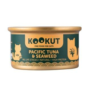 KOOKUT - 海藻太平洋吞拿魚 (70g)