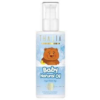 Thalia - Baby Boys純天然純淨嬰兒油 (180ml)