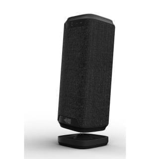 Sound Crush - MILCH 360° 防水XBASS 便攜式藍牙喇叭 (霧夜黑)