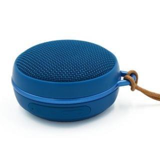 Sound Crush - MACARON 便攜式防水藍牙喇叭 (海洋藍)