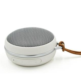 Sound Crush - MACARON 便攜式防水藍牙喇叭 (珍珠白)
