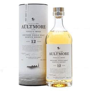 雅墨 - Speyside 單一麥芽12年蘇格蘭威士忌 (700ml) (禮盒裝)