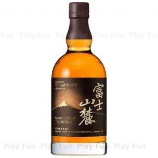 麒麟 - 富士山麓 Signature Blend 威士忌 (700ml)
