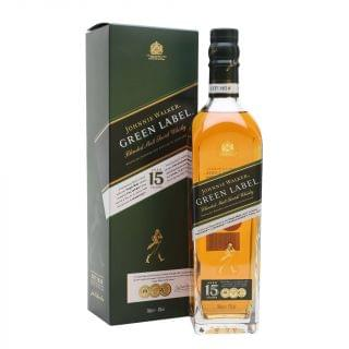Johnnie Walker - Green Label 15年 (700ml) (禮盒裝)
