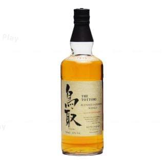 松井酒造 - 鳥取 Bourbon Barrel 金牌威士忌 ALC. 43% (700ml)