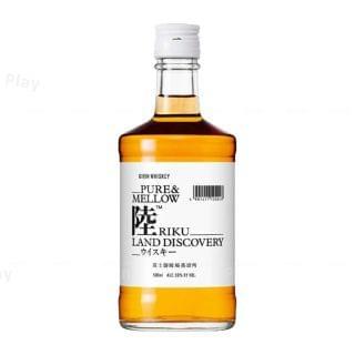 麒麟 - 陸 RIKU Pure & Mellow 威士忌 (500ml)