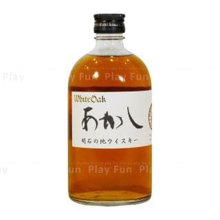 明石 - 江井島酒造明石白橡木威士忌 (500ml)