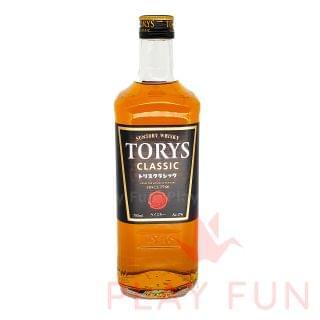 三得利 - TORYS Classic 威士忌 ALC.37% (700ml)