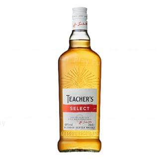 Teacher's -  SELECT Blended Scotch 威士忌 (700ml)