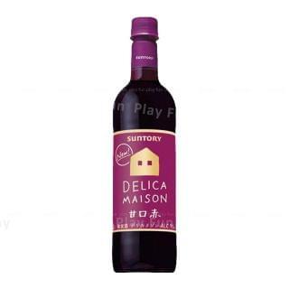 三得利 - DELICA MAISON 紅酒 甘口 (720ml)