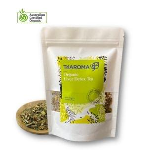 TeAROMA - 有機清肝排毒茶 (50g)