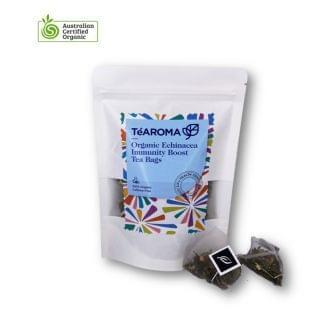 TeAROMA - 有機紫錐花免疫力茶包 (2g x 20包)