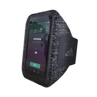 Adidas - Performance iPhone XS Max / XR universal 運動手臂帶 (大碼) (5.5吋) (黑色)