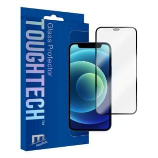Movfazz - ToughTech iPhone 12 mini 全屏玻璃螢幕保護貼 (黑邊)