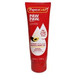 PapayaGold - 澳洲 木瓜麥蘆卡蜂蜜20+護膚乳 (100ml)